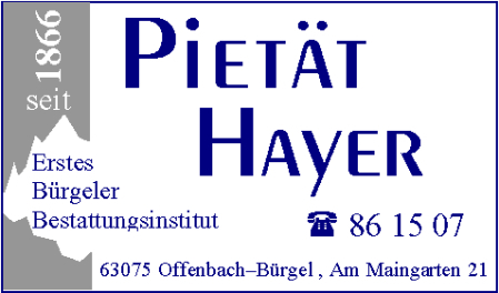 piet t hayer in offenbach am main branche n beerdigungsinstitute bestattungsinstitute. Black Bedroom Furniture Sets. Home Design Ideas